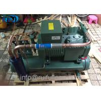 Buy cheap Bitzer 4EES-4Y Refrigeration Water Cooled Condensing Unit With R404 product