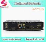 Buy cheap SKYBOX V7 Digital Satellite Receiver S V7 S-V7 with AV output VFD 3g from wholesalers