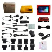 Buy cheap Red Launch X431 Scanner Replacement Wifi Bluetooth Tablet Diagnostic Tool Full Set from wholesalers