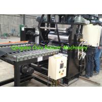Buy cheap 400-700 mm Width 2 Roller Rubber Calender Machine Low Energy Consumption from wholesalers