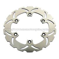 Buy cheap VFR400R Motorcycle Brake Disc Solid Racing Rotors Brakes Silver Wing 600 Front product