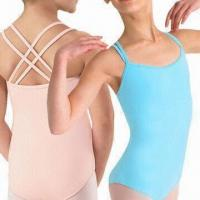 Buy cheap Pretty Ballet Leotards Dance Wear with High-quality Cotton Lycra, Available in Various Colors from wholesalers