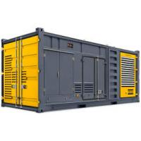 Buy cheap 50Hz MITSUBISHI Diesel Generator Set , Water Cooling Soundproof Diesel Generator Set from wholesalers