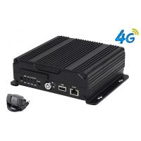 Buy cheap 3G/4G 1080P 720P AHD Mobile SD Card DVR Recorder H.264 Vehicle Blackbox MDVR from wholesalers