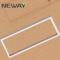 Buy cheap LED Rectangle Pendant 6'x2' 3'x1' Modern Led Chandelier Pendant Lamp Lighting Fixture Kitchen Acrylic Dining Restaurant from wholesalers