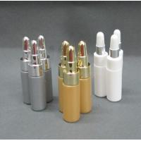 Buy cheap 6ml Golden Silver White Color Portable Squeezable Essence PE Bottle For Person Care product