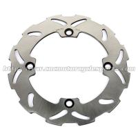 Buy cheap Stainless Steel Rear Brake Discs For Motorcycle , Outstanding Braking Performance from wholesalers