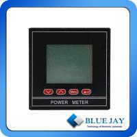 Buy cheap 120*120*123(mm) Three Phase digital LED Amp AC digital Current Meter from wholesalers