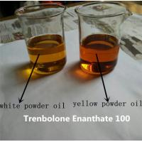 Buy cheap Legal Injecting Trenbolone Enanthate 100mg/ml , Injectable Steroids For Bodybuilding from wholesalers