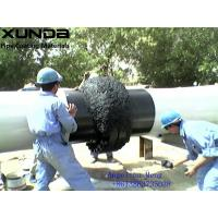 Buy cheap Black Wrapping Coating Tape Putty Mastic Filler Materials For Steel Pipe / Pipe product