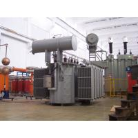 Buy cheap Steel Tank 3 Phase Power Transformer 220 KV - Class With HV / LV Winding from wholesalers