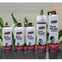 Buy cheap Repair Quickly Car Paint Sealant Protection , Motorcycle Tyre Sealant from wholesalers