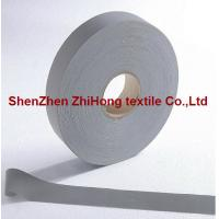 Buy cheap Durable metalizing T/C reflective trimming webbing product