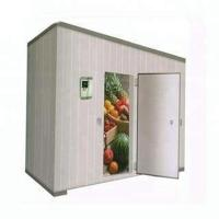 Buy cheap Cooling Chamber Cold Room for Supermarket Fruit and Vegetable Freezing Cold Room from wholesalers