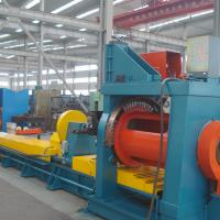 Buy cheap Slew Ring Bearing Wedge Wire Screen Machine 16-40 KVA Copper Wheel Welding from wholesalers