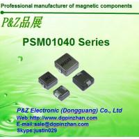 Buy cheap PSM1040 Series 0.15~68uH Iron alloy Molding SMD High Current Inductors Square Size from wholesalers