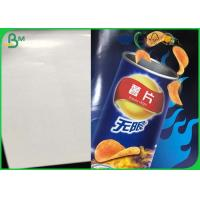 Buy cheap High Saturation Food Grade Paper Roll 100% Virgin Wood Pulp For Noodles / Cup Paper from wholesalers