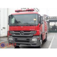 Buy cheap Gross Weight 28000kg Water Tanker Fire Truck With 12000kg Capacity Liquid Tank product