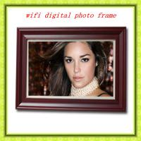 Buy cheap Android 32'' Digital Photo Frame with WIFI/MSN/Skype/Games/Web browser from wholesalers