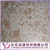 Buy cheap Small flower  lace fabric for clothing from wholesalers