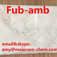 Buy cheap FUB-AMB powder other name AMB-FUBINACA purity 99% cheap price FUBAMB powder  manufacture fast shipping competitive price from wholesalers