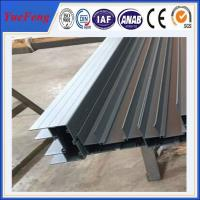 Buy cheap 6000 series double glazed windows australian standard t-slot aluminum track from wholesalers