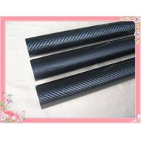 Buy cheap high gloosy surface high strength Corrosion-resistant Carbon fiber tube 10mm,12mm,15mm,18mm,20mm 22mm 25mm diameter from wholesalers