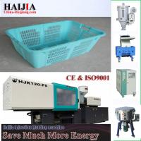 Buy cheap Plastic Fruit Basket Injection Molding Machine High Energy Savings from wholesalers