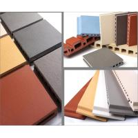 Buy cheap Thermal Insulated Exterior Wall Panels Flame Retardant With Hollow Structures from wholesalers