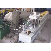 Buy cheap Rolling Shutter Forming Machine for Rolling Steel Doors with 7.5kw Main Motor from wholesalers