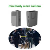 Buy cheap Super HD Night Vision Police Body Worn Camera With Built In Gps Wifi And Auto Infrared LED product