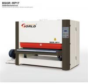 Buy cheap Two-Head 1700mm Width Wide Belt Sander, BSGR-RP17 product