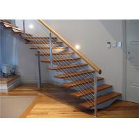 Buy cheap Residential Handrail Stainless Steel Cable Railing Systems For Stair And Balcony from wholesalers