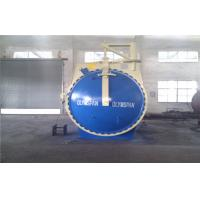 Buy cheap Safety Rubber / Wood Chemical Autoclave Door For Vulcanizing Industrial ,φ2m from wholesalers
