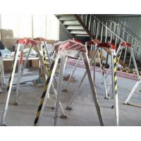 Buy cheap EN795 Confined Space Entry Tripod,Safety Rescuer Tripod from wholesalers