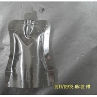 Buy cheap 16 oz or 500ml Aluminum Foil Valve Bag For Liquid / Oil / Detergent With Tap Valve from wholesalers