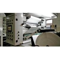 New arrival Unit type high speed flexo printing machine(can be online with rotogravure printer) 150m/m water based ink