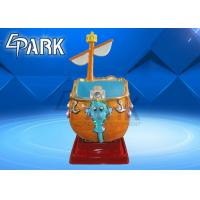 Buy cheap Pirate Ship Swing Kiddie Ride for Amusement Park Kids Fun from wholesalers