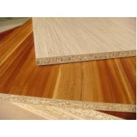 Buy cheap Wood grain melamine Particle board from wholesalers