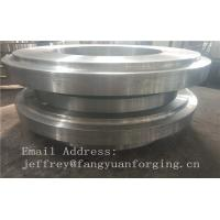 Buy cheap SA-182 F91 Stainless Steel Metal Forgings Ball Valve Forging Flange from wholesalers
