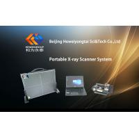 Buy cheap Battery Powered Hand - Held Baggage Portable X-Ray Inspection System from wholesalers