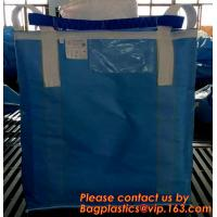 Buy cheap Sling FIBC Bag for Cement, Sling Big Bag for Packing Cement, FIBC Cement Jumbo Sling Bag from wholesalers