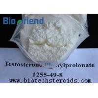 Buy cheap White powder 98% Injectable Anabolic Steroids Testosterone Phenylpropionate CAS 1255-49-8 from wholesalers