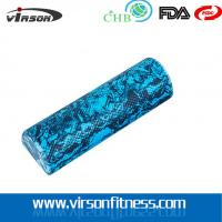 Buy cheap Ningbo Virson  solid EVA foam roller with mix color.Gym roller.fitness from wholesalers