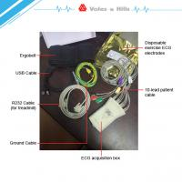 Buy cheap V & H Excellent Stress Test ECG Portable Heart Monitor To Computer CV1200 from wholesalers