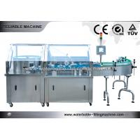 Buy cheap Auto Bottle Labeling Machine Wine Label Machine Vacuum Labels Trademark Cutting from wholesalers