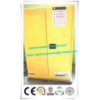 Buy cheap 60gal Industrial Safety Cabinets Durable Flammable Liquid Cabinets from wholesalers