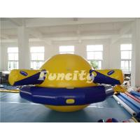 Buy cheap Planet Saturn Shape Inflatable Water Toys Floating For Water Park Playing from wholesalers