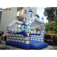 Buy cheap Kids Outdoor Double & Triple Stitches Inflatable Commercial Bouncy Castles For Re-sale from wholesalers