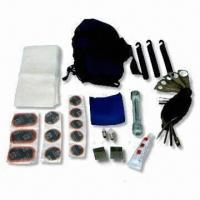 Buy cheap Bicycle Repair Kit, Available in Various Specifications, Measures 39 x 28 x 26cm from wholesalers